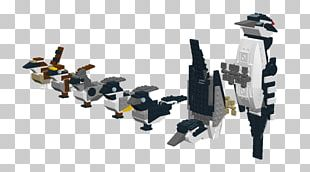 Flightless Bird LEGO Mecha PNG
