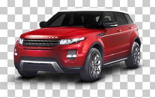 2012 Land Rover Range Rover Evoque 2018 Land Rover Range Rover Evoque Land Rover Discovery Car PNG