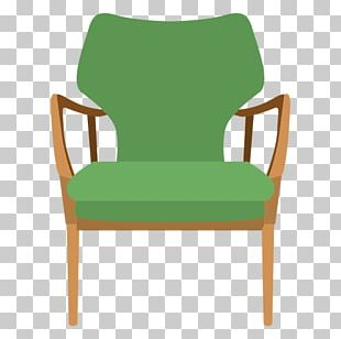 Chair Furniture Fauteuil Couch Dining Room PNG