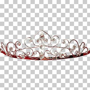 Tiara Clothing Accessories Jewellery Crown Headpiece PNG