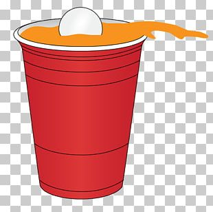Beer Pong Ping Pong Drinking Game PNG