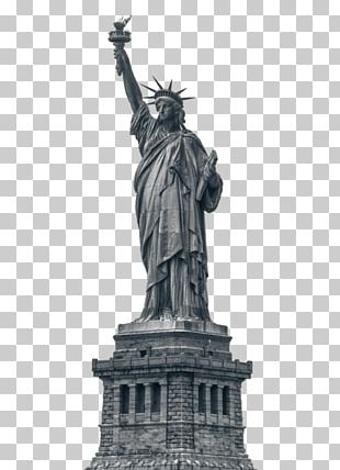 Statue Of Liberty New York Harbor Colossus Of Rhodes Ellis Island PNG