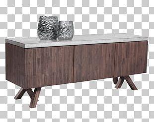 Sunpan Modern MIXT Warwick Buffet Table Buffets & Sideboards Dining Room PNG