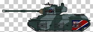 Super-heavy Tank Gun Turret Second World War PNG
