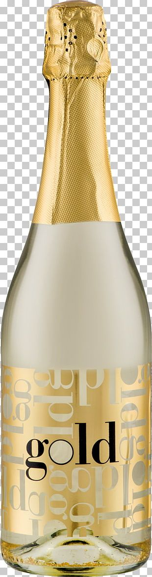 Champagne Wine Beer Bottle Liqueur Glass Bottle PNG