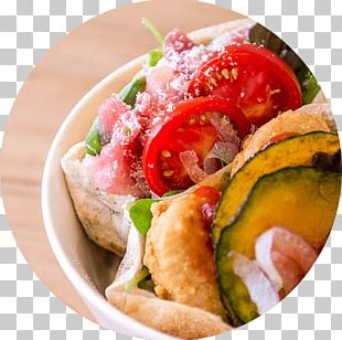 Gyro Pita Pizza French Fries Chicken Nugget PNG