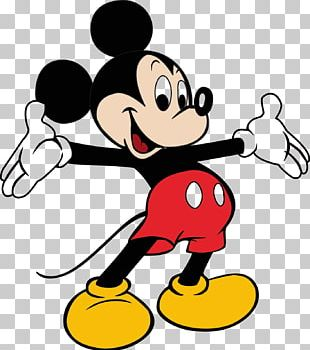 Mickey Mouse Minnie Mouse Funny Animal The Walt Disney Company Cartoon PNG