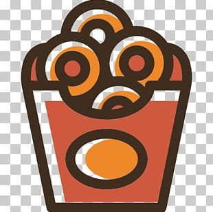Onion Ring Fast Food Junk Food Pizza Icon PNG
