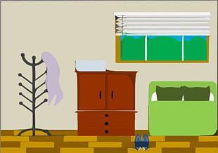 Bedroom Living Room PNG