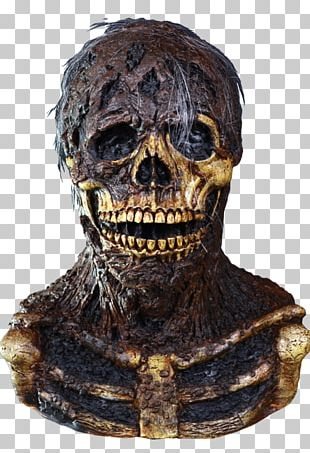 The Crate Mask Halloween Costume Creepshow PNG