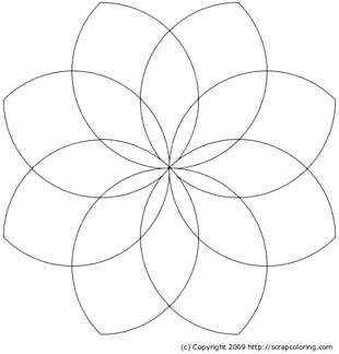Line Art Circle Symmetry Point Angle PNG
