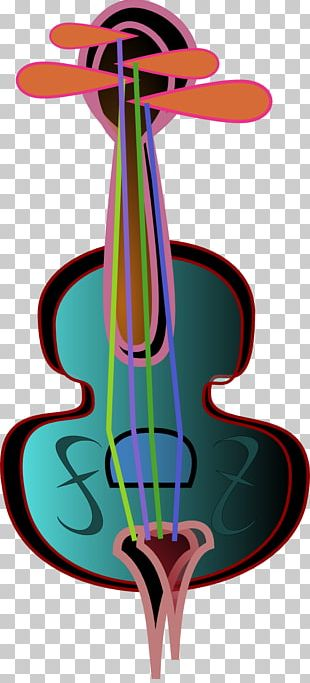 Violin Viola String Instruments PNG