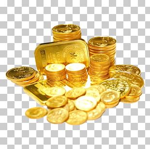 Gold As An Investment Gold Coin Money PNG