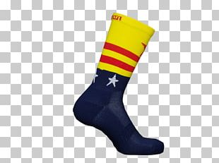 Sock Yellow Blue Color Business PNG