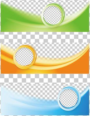 Web Banner Flyer PNG
