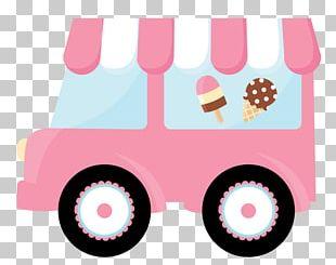 Ice Cream Cones Ice Cream Van Ice Cream Cart PNG