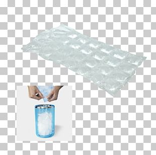 Ice Cube Ice Cream Bag PNG