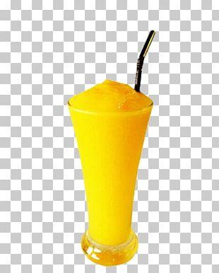 石垣島 Mango Cafe Smoothie Orange Drink Health Shake PNG
