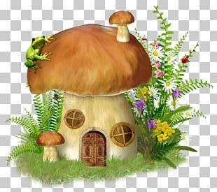 Mushroom Computer File PNG