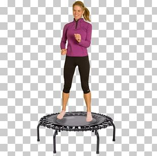 Trampoline Rebound Exercise Physical Fitness JumpSport PNG