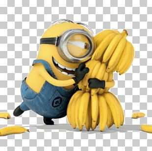 Evil Minion Minions Banana Despicable Me PNG