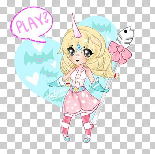 Fairy Pink M PNG