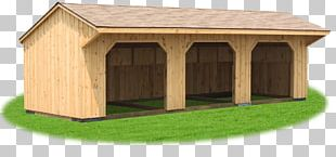 Barn Building Lean-to Roof Batten PNG