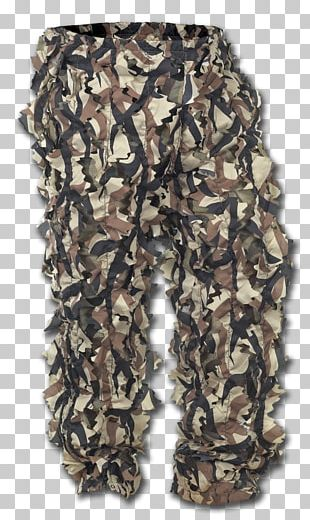 Ghillie Suits Camouflage Clothing Waders PNG