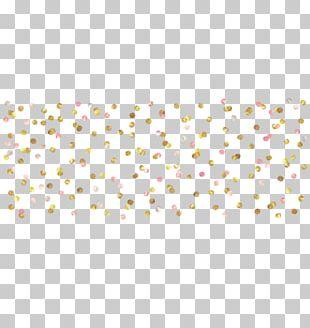 Confetti Gold PNG