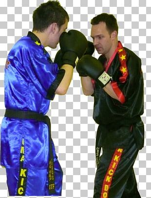 Striking Combat Sports Uniform PNG