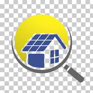 Solar Energy Solar Panel Logo Illustration PNG