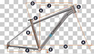 Bicycle Frames Orange Mountain Bikes Bicycle Wheels PNG