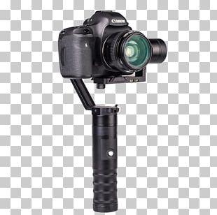 Gimbal Camera Stabilizer Digital SLR Cámaras Milc PNG