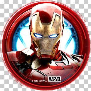Iron Man Marvel Comics PNG
