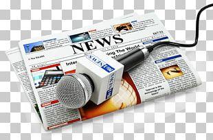 Journalism Newspaper Journalist Local News PNG