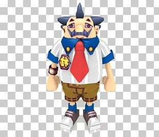 Mascot Costume Toy Figurine Character PNG