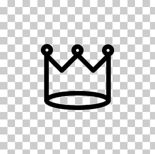Crown Icon Design PNG