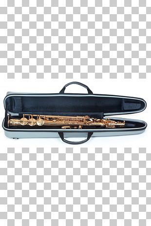 Soprano Saxophone Musical Instruments Case PNG