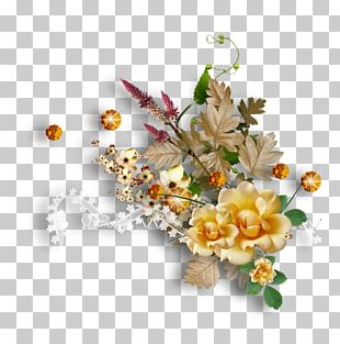 Floral Design Cut Flowers Autumn Flower Bouquet PNG