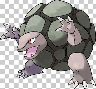 Brock Pokémon GO Golem Graveler PNG