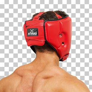 Boxing & Martial Arts Headgear Leather Sting Sports International Boxing Association PNG