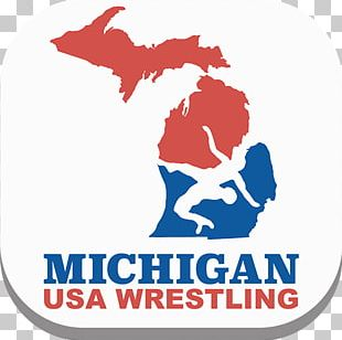 Michigan Freestyle Wrestling PNG