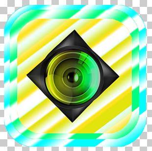 Camera Lens Green Desktop PNG