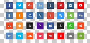 Social Media Computer Icons Icon Design Material Design Social Network PNG