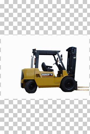 Car Motor Vehicle Machine Forklift PNG