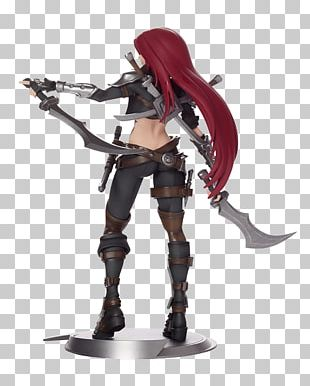 Riot Games League Of Legends Figurine Statue Collectable PNG