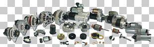 Car Alternator Starter Robert Bosch GmbH Electric Motor PNG