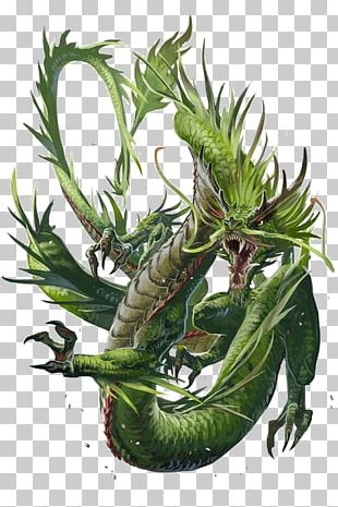 Chinese Dragon Legendary Creature Fantasy Here Be Dragons PNG