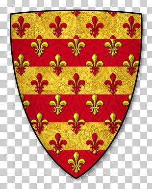 County Of La Marche Aspilogia Flower Roll Of Arms The Herald PNG