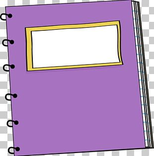 Paper Notebook Exercise Book PNG
